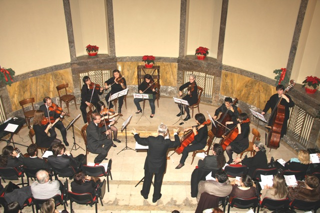 concerto dell'orchestra Vincenzo Galilei