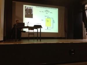 conferenza prof. Protti