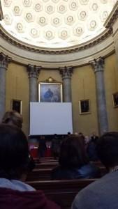 Aula magna dell'Università di Pavia