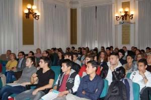 Studenti al jobday2013
