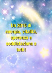 Auguri di buon 2015