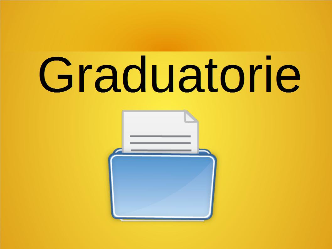 banner graduatorie