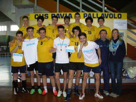 squadra volley maschile