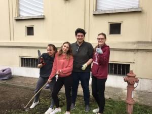 Giovane allievo di Sofocle non disdegna l'ecologia (sabato 18 marzo 2017)