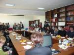 Cappadocia 2012, incontro con il Responsabile fovernativo dell'educazione