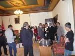 Cappadocia 2012, incontro con il sindaco di Nevsehir