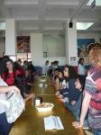 Cappadocia 2012, pranzo alla mensa del Liceo Altinyildiz