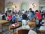 Foto di gruppo in Municipio.JPG